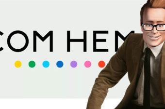Tecknat gruppavtal på digital-tv, bredband och telefoni från Com Hem